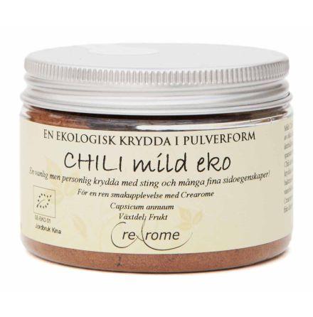 Chili Mild ekologisk