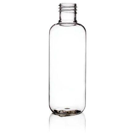PET-flaska klar - 100 ml