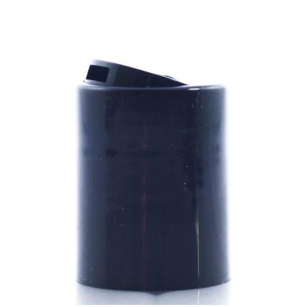 Kapsyl PET svart disc top 100ml