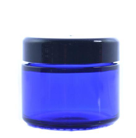 Glasburk blå - 50 ml