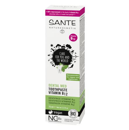 Tandkräm vitamin B12