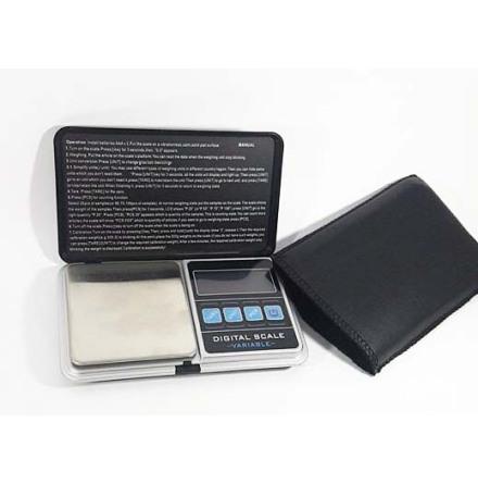 Digitalvåg 0,01-300 g silver/grå