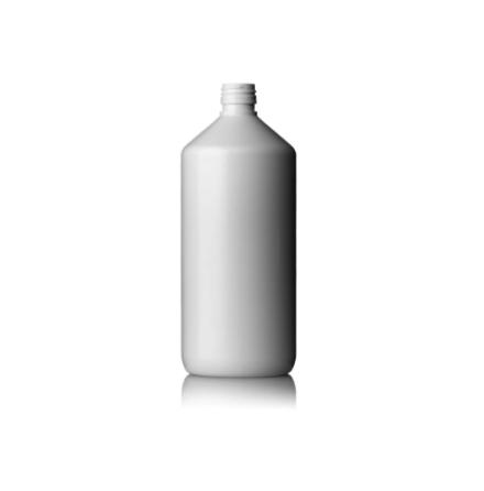 PET-flaska vit - 1 liter