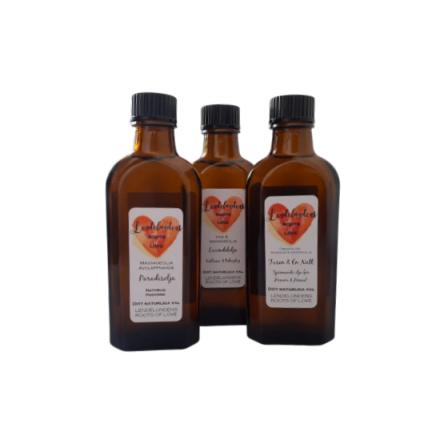 Kropps & massage olja sandelro
