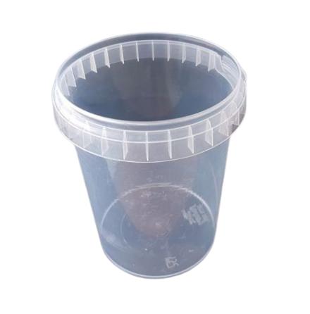 Plastburk - 520 ml