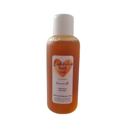 Kamomillschampo - milt & vårdande