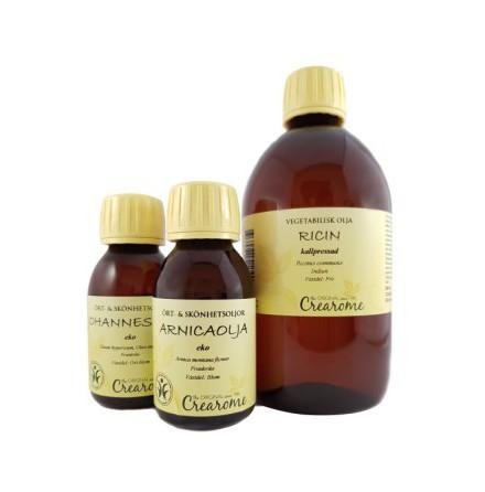 Solrosolja omega 9 kallpressad eko