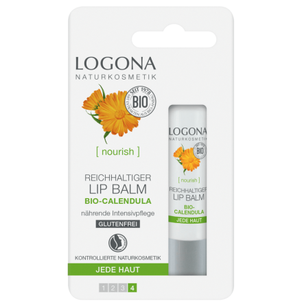 Rich Lip Balm with eko calendula