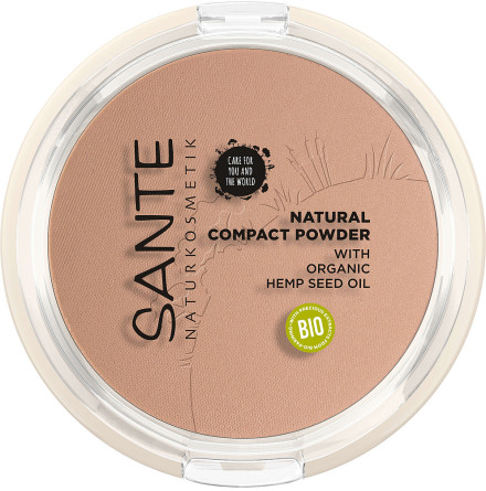 Compact Powder 02 Neutral Beige