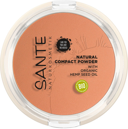 Compact Powder 03 Warm Honey