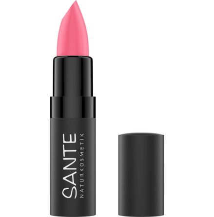 Matte Lipstick 02 Gentle Rose