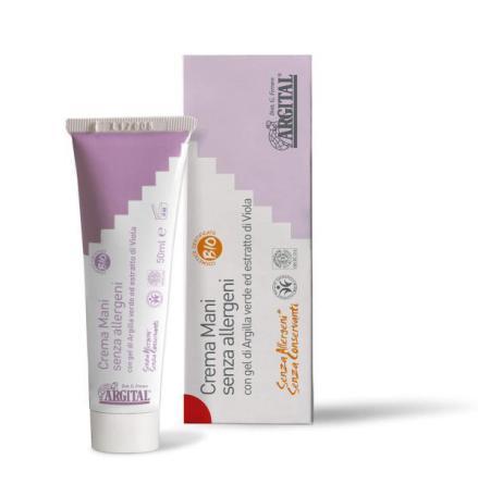 Allergen-free Hand Cream