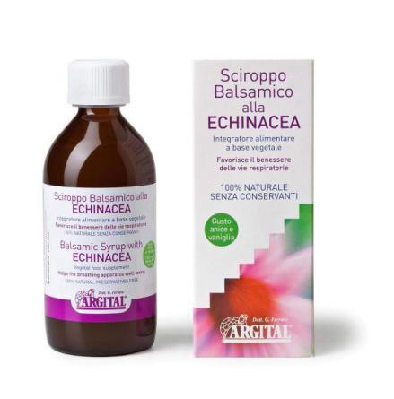 Echinacea Balsamic Syrup
