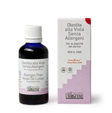 Allergen-free Violet Oil Lotion