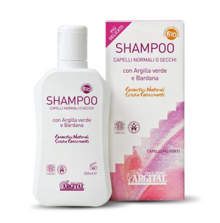 Shampoo for normal or dry hair prov 20 ml