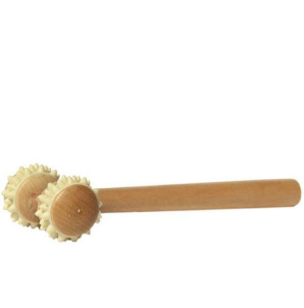 Massagerulle trä liten
