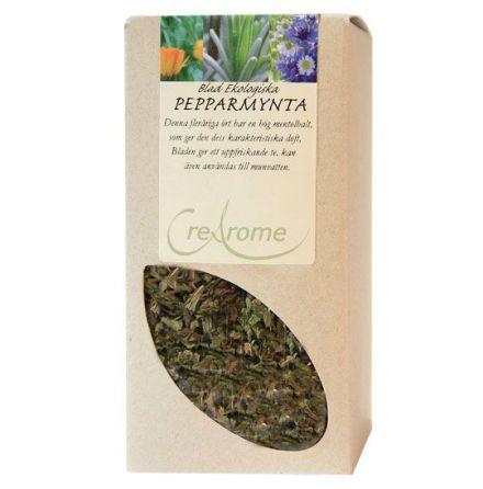 Pepparmyntsblad ekologisk